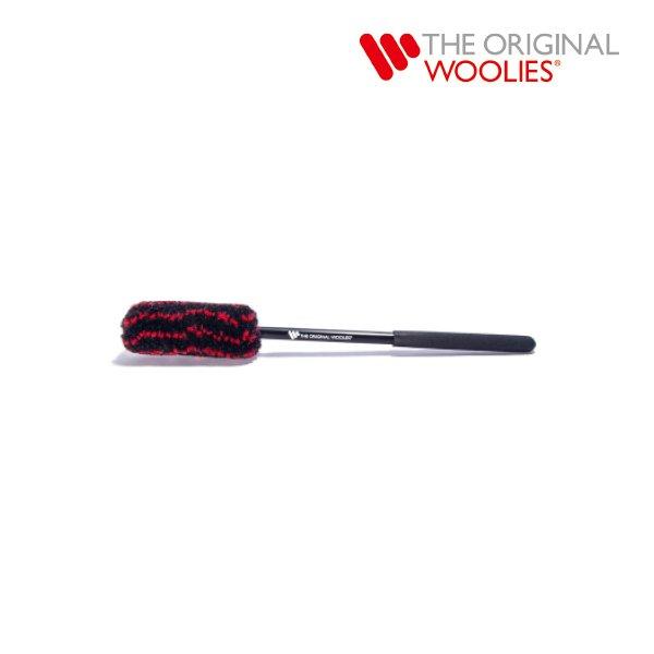 """画像1: wheel woolies medium ミディアム12""""(30cm)黒グリップ WWRKMED12G1 正規輸入品 (1)"""