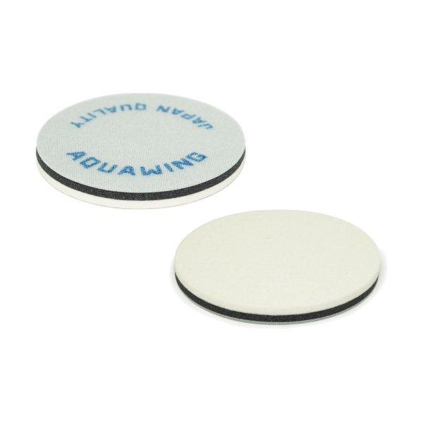 画像1: 日本製・高品質 ガラス研磨用バフ127mm(1枚) (1)