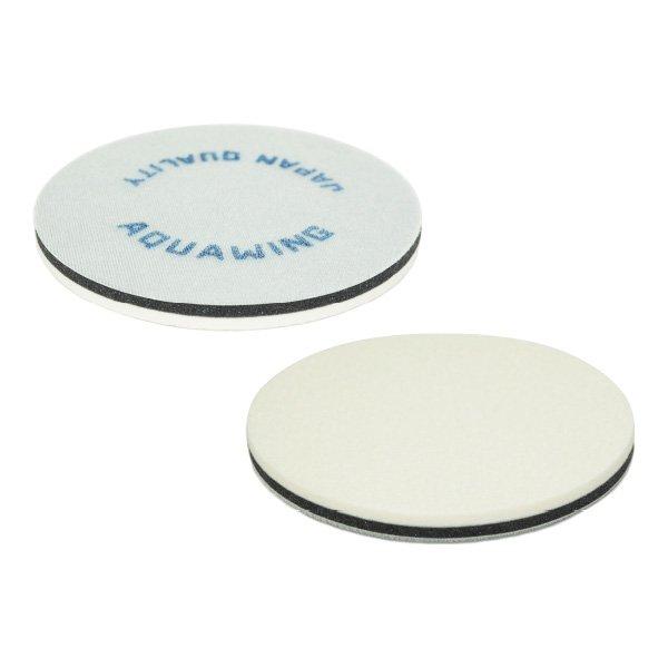 画像1: 日本製・高品質 ガラス研磨用バフ150mm(1枚) (1)